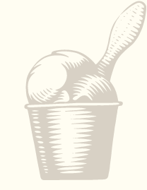 Hay Rosie Craft Ice Cream - Ice Cream Cup